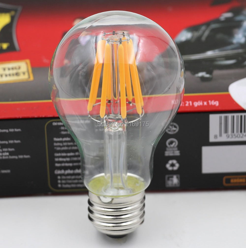 40w Equivalent Soft White Vintage Filament A19 Dimmable: 301 Moved Permanently