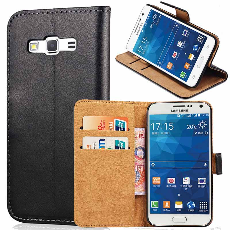 G531H Grand Prime Luxury Flip PU Leather Case Samsung Galaxy Grand Prime G530 G530M Wallet Phone Cases Cover Coque