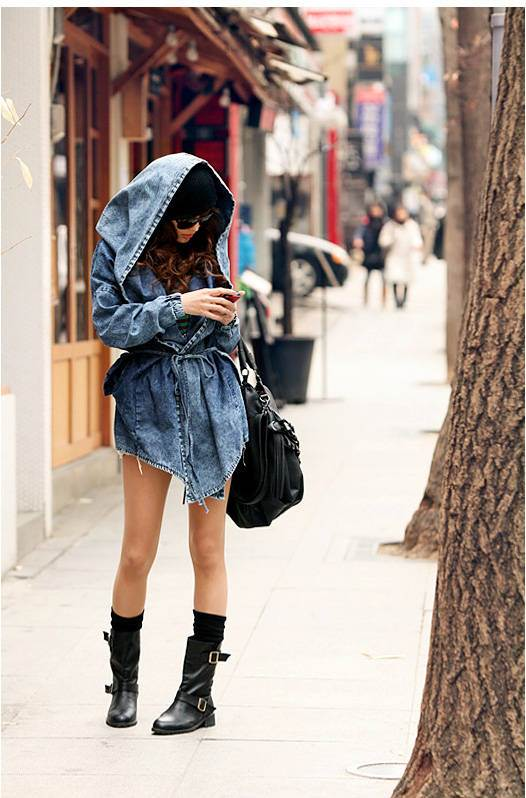2015 Free Shipping Casaco Feminino Trench Coat Cloak Factory Brand Spring Collection Hooded Outerwear Discount Limited(China (Mainland))