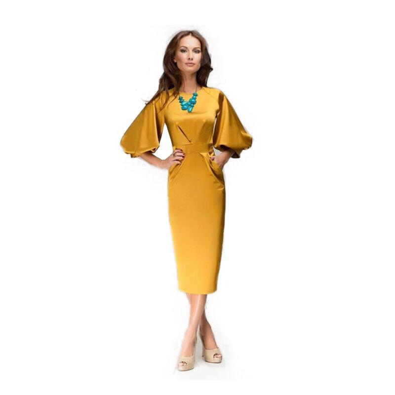 2015 Nova Moda Vestidos Casual