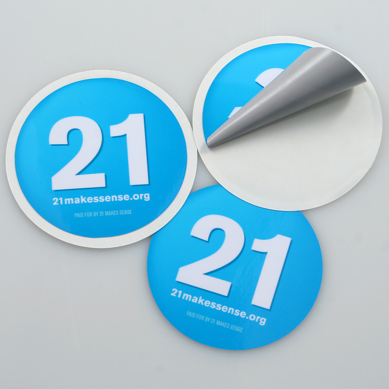 Good printability custom keyboard stickers and excellent processing performance Feature and Custom paper label sticker--DH12506(China (Mainland))