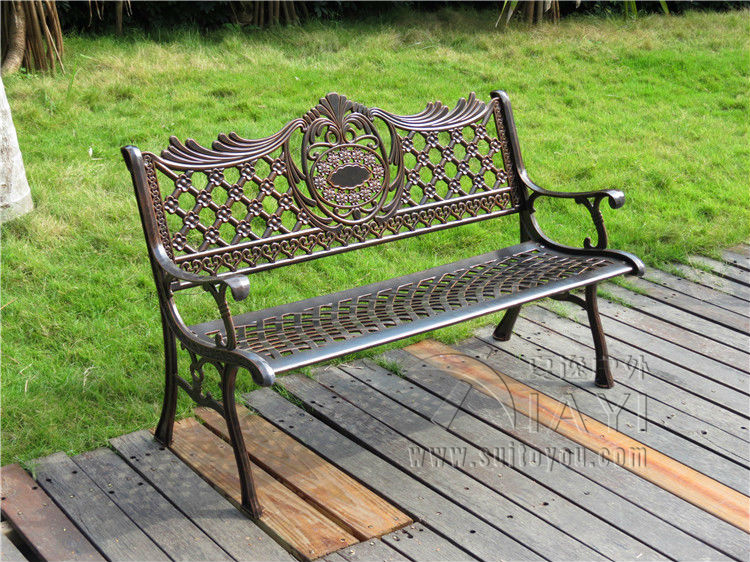 Popular Aluminum Benches Outdoor Buy Cheap Aluminum