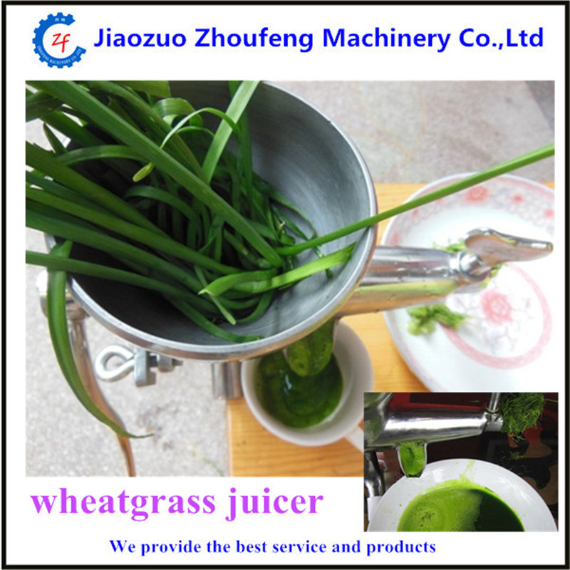 high efficiency handy wheatgrass juicer /juicing machine for wholesale(China (Mainland))