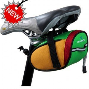 free shipping 2012 new  Bicycle tool Saddle Outdoor Sport Cycle Bike Pouch Seat Bag