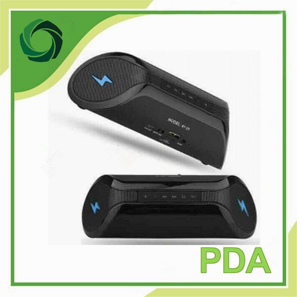 2015 mini bluetooth wireless lightning media truck hands-free calls usb card speakers(China (Mainland))