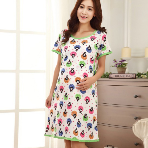 Womens Nursing Sleepwear Maternity Pajamas Pregnant Breastfeeding Clothing Hot Free Shipping<br><br>Aliexpress