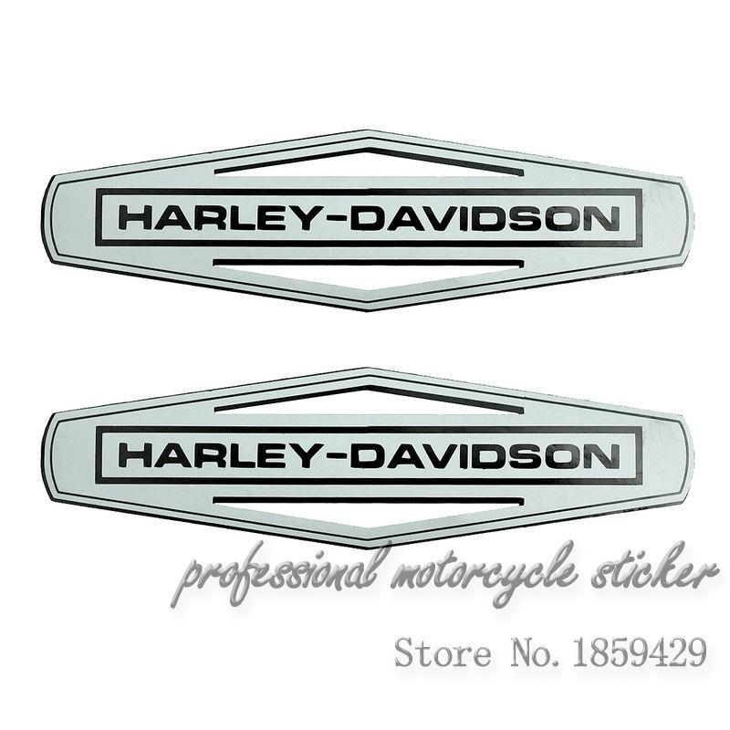 Livraison gratuite moto applique autocollants autocollant réservoir de carburant pour Harley Davidson(China (Mainland))