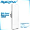 High speed wifi bridge CPE 150Mbps 2 4G wi fi ethernet 15Dbi wireless Long range Outdoor