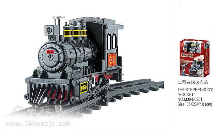 Model railway locomotive building on the cheap