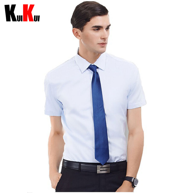 2016 mens fashion brand striped shirt male cotton slim fit for Mens short sleeve patterned shirts