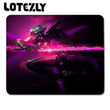 Buy League Legends Mouse pad 300*250*2 Speed/Control version large Gaming Mouse Pad Game sc2 wow dota 2 lol CS box for $1.86 in AliExpress store