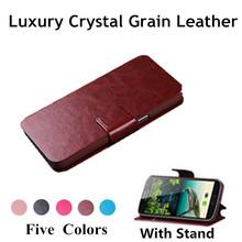 case 6 Colors Bussiness Vintage Card-Slot Ultra Thin Case Samsung Galaxy J1Ace J1 ACE J110 J110H Flip Cover - anxuanda10 Store store