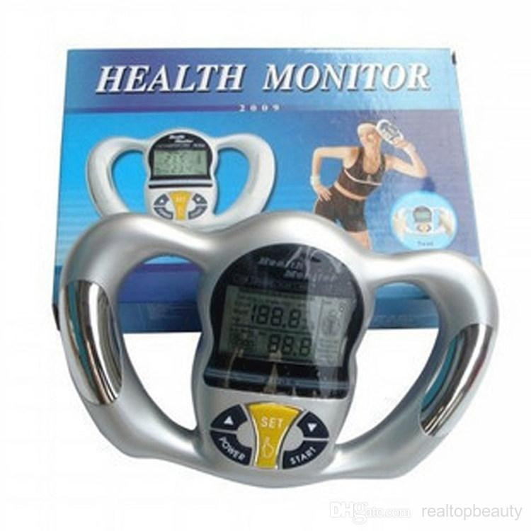CD digital body fat analyzer monitor body fat analyzer with heart rate (2)