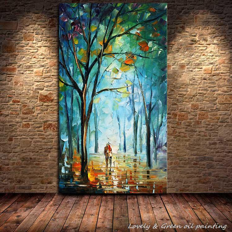 paintings on canvas wall art pictures for living room home decoration