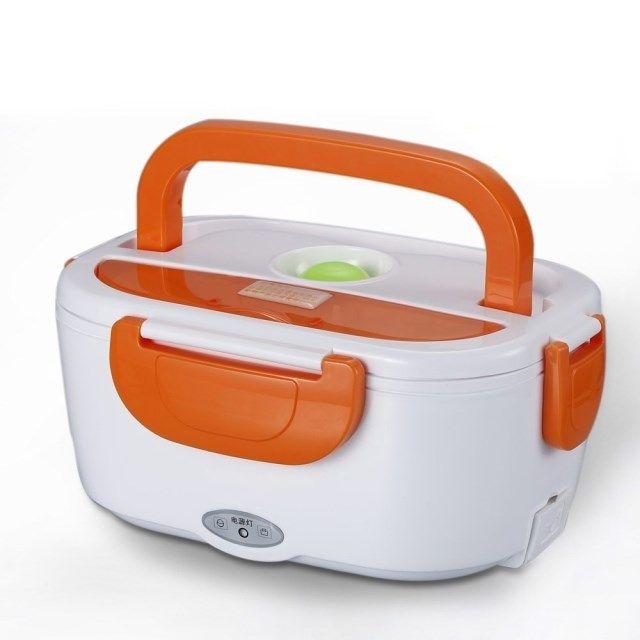 Гаджет  Factory supply rectangular keep food warm lunch box heater with compartment None Бытовая техника