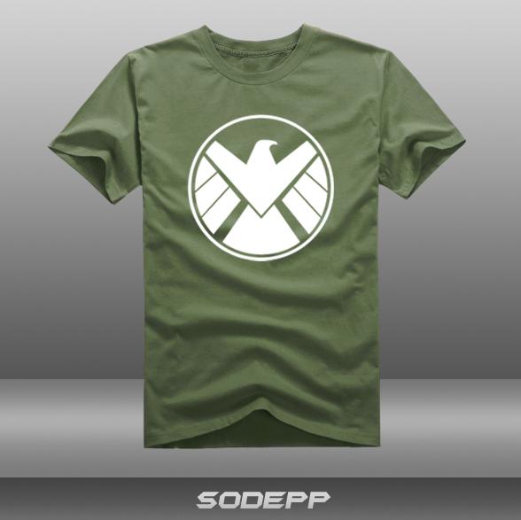 New Year Shirt Marvel Agents of S H I E L D Tv Show Symbol Logo