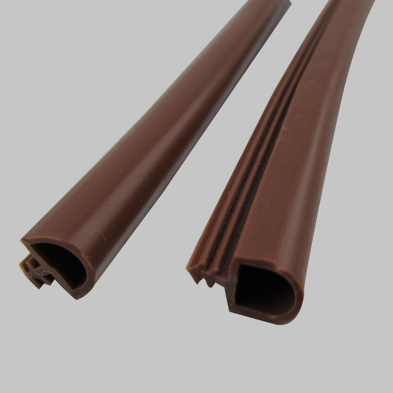 3mx9x6mm silicone rubber wooden door window gaps seal for Joint fenetre bois