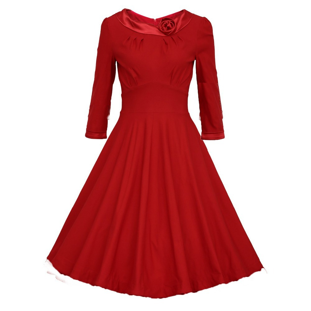 New Vintage Womens Dresses Retro Evening 60s Autos Post