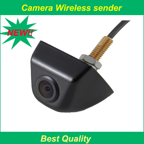 Free Shipping 100% Waterproof 170 Degree Wide Angle Luxury Car parking Rear View Camera CCD Night Vision(China (Mainland))