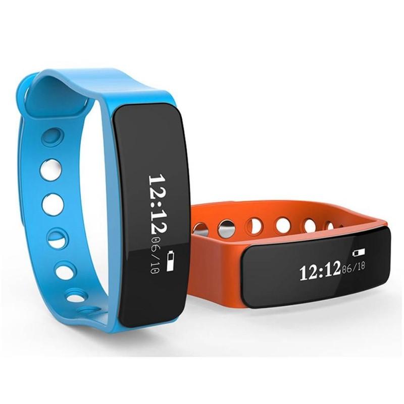 ถูก คุณภาพที่เหนือกว่าh eart rate monitorบลูทูธข้อมือsmart watchสร้อยข้อมือw23สำหรับandroidวางสินค้าoct28