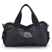 Fashion multi-function Canvas men's travel bags, men handbag/shoulder bag, luggage Bag for outdoor(China (Mainland))