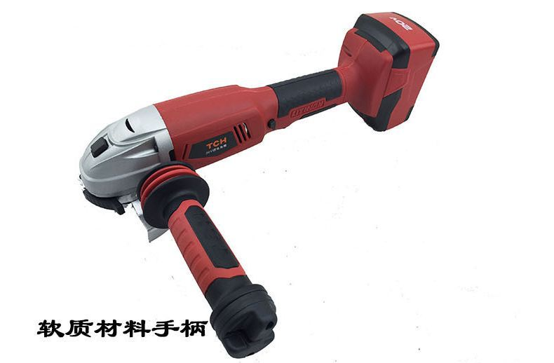 Battery Powered Grinder ~ V lithium battery power tools portable cordless angle