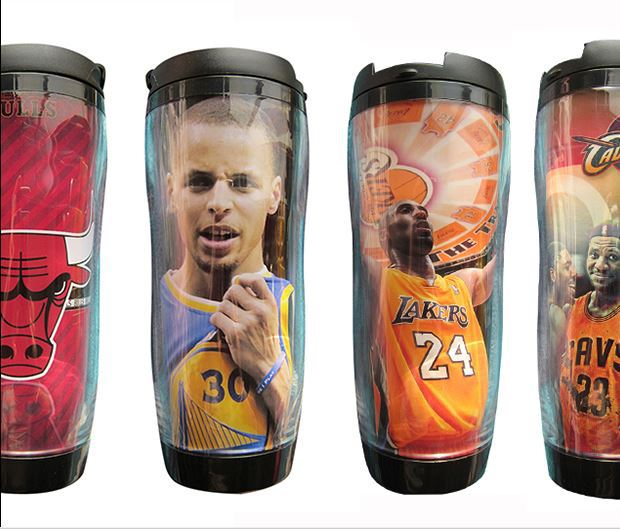 Golden State #30 Stephen Curry ,Double insulation vacuum cup,sport bottle,basketball fans articles or gift(China (Mainland))