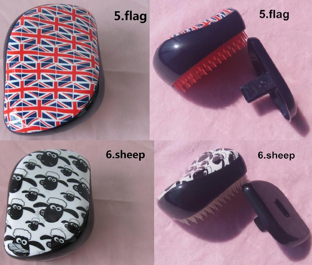 Hair Brush comb professional Detangler Hair Brush Detangle Comb Anti-static escova de cabelo styling tools