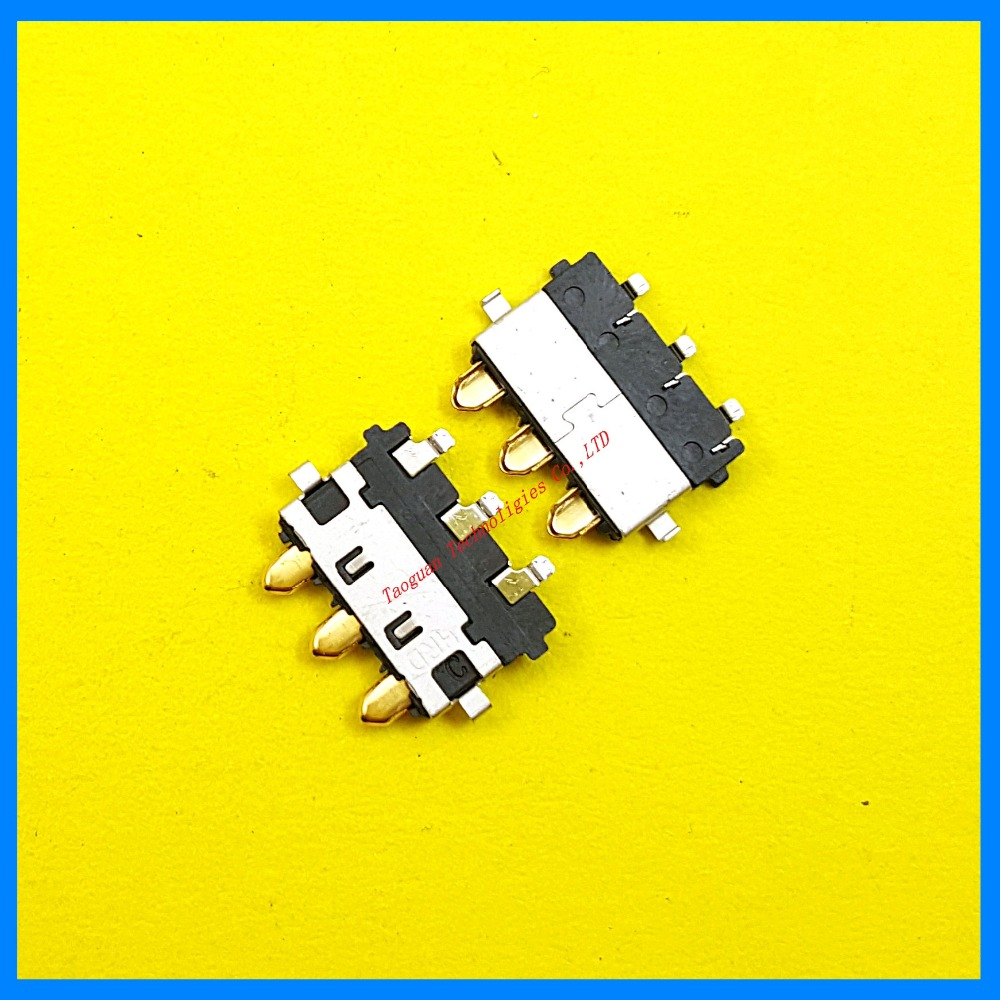 5PCS New 3Pin Inner Battery Connector Holder Clip Contact replacement for mobile phones common use high