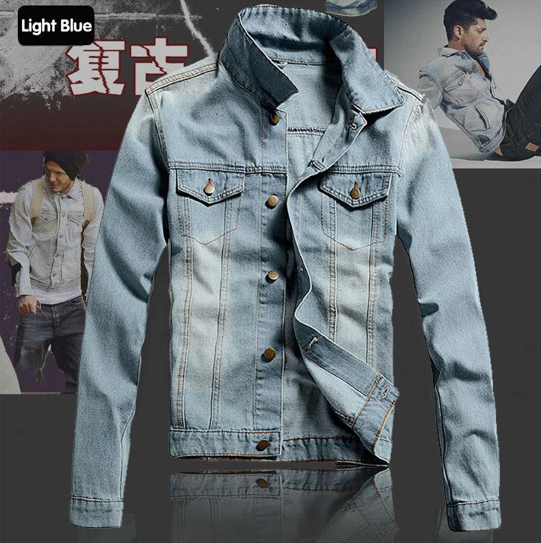chaquetas jean para en hombre en chaquetas gxqng6