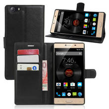 Buy Cyboris cover Elephone M2 case Flip Lichee Holster PU Leather card slot holders stand function for $4.24 in AliExpress store