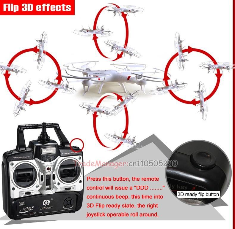 100% Original HQ898B RC Drones 2MP HD CAM WIFI FPV Real ...