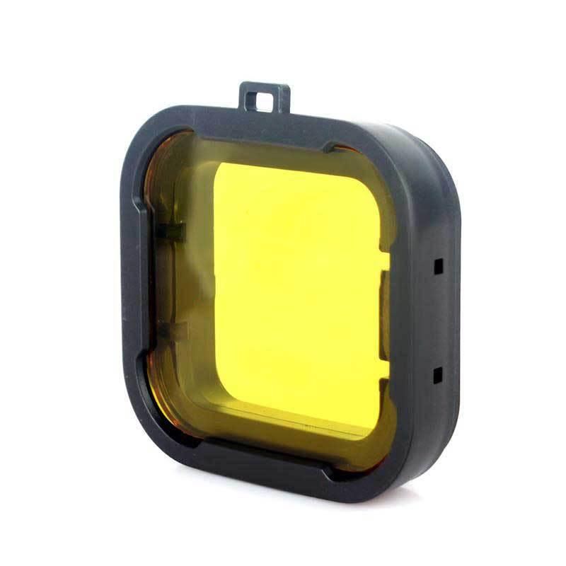 DigitaLine Market Glass Filter Under Sea Diving For GoPro HERO 3+ Snap On Housing Filter(China (Mainland))