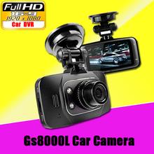 Оригинальный GS8000L HD1080P 2.7 » автомобильный видеорегистратор автомобиля видеокамера даш Cam g-сенсор HDMI