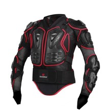 Herobiker New Professional Motorcycle Body Protection Motocross Racing Full Body Armor Spine Chest Protective Jacket Gear Unisex(China (Mainland))
