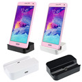 For Cell Phone Desktop Chargers Mobile Phone Original Chargers Universal Micro USB Charging Syncing Docking Station