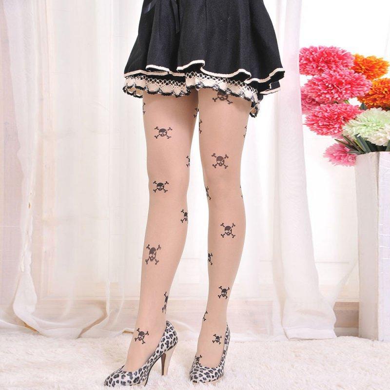 Aliexpress.com : Buy Women Sexy Pantyhose Design Pattern ...