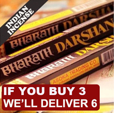 Гаджет  (Pay for 3 pieces to get 6 pcs) Indian Darshan incense Rich flavor refreshing pure heart static gas cultivation to smell None Дом и Сад