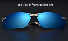 2015 New summer style vintage sunglasses men polarized 4 Color gafas oculos de sol sun glasses