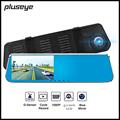 5 0 inch HD Rear View Mirror Car DVR Radar Detector 1080P Car Camera Recorder dash