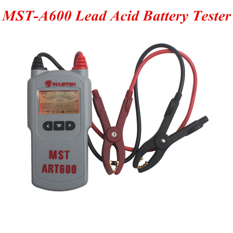 Lead Acid Battery Tester : New mst a lead acid battery tester analyzer