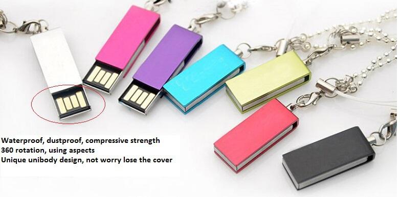 Hot sales Waterproof 128GB USB metal Flash drive OTG USB Flash Drive Micro USB Flash Drive U Disk waterproof 7 colors(China (Mainland))