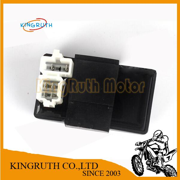 CG 150 High performance 6 pins AC Racing CDI box Motorcycle Dirt Bike ATV(China (Mainland))