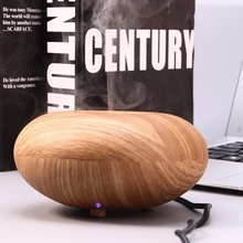Buy Wood Grain Aroma Essential Oil Diffuser Portable Air Humidifier Home Aroma Diffuser Ultra-Low Mute Mist Maker Fogger for $21.32 in AliExpress store