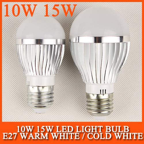 1pcs/lot Led Lamp 5W 10W 15W E27 Led Bulb 5730smd Led Light Lamps Cold Warm White Led Spot light bulb Free Shipping(China (Mainland))