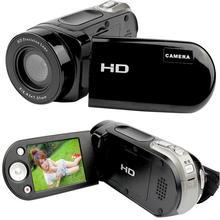 New 720P 16MP Digital Camera Recorder Camcorder DV DVR 2.4'' Inch LCD 16x Zoom Cam High Quality(China (Mainland))