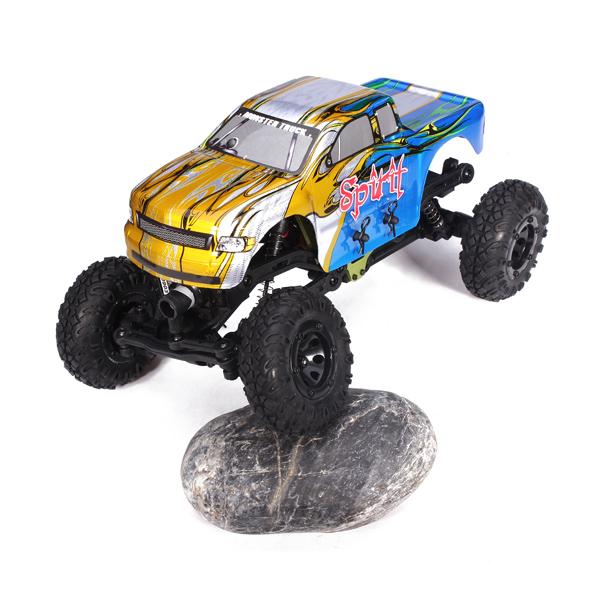 HSP 94480 1/24 RC Distant Management Automobile Off-road Mini Climber/Crawler Climb Automobile