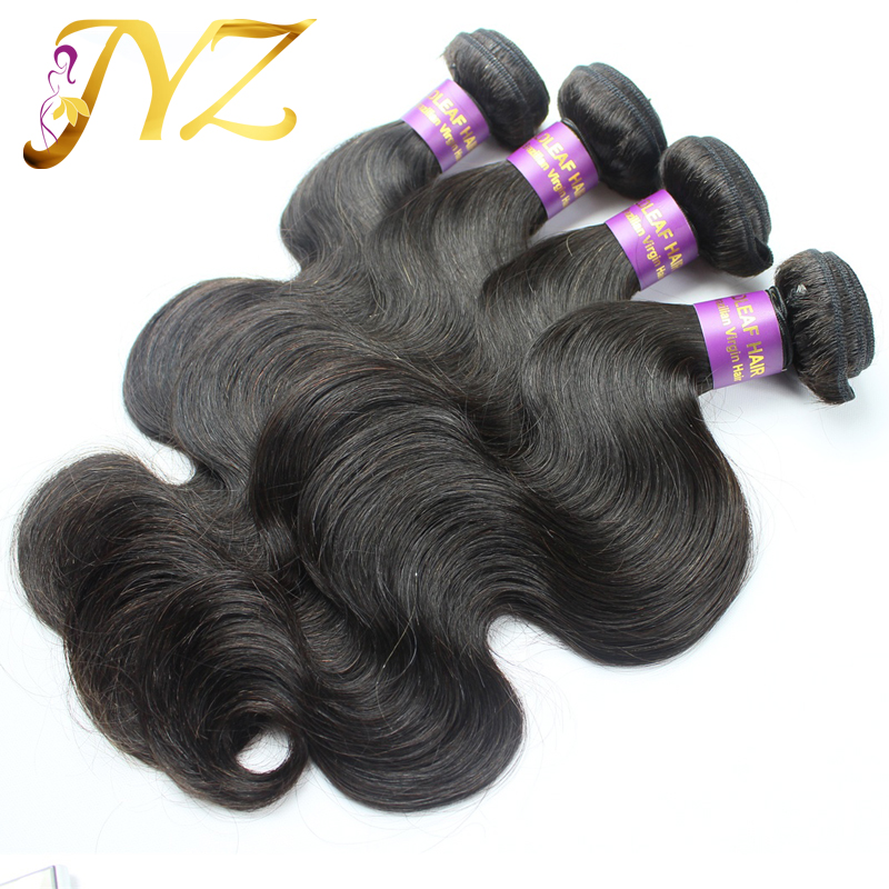 1Pc/Lot Peruvian Virgin Hair Body Wave Bundles Cheap 6A Unprocessed Human Hair Weave In Beauty 8-28''Top Quality For Woman