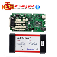 2016 New arrival tcs cdp Multidiag pro+ 2014.3 software free Kegen with 4GB TF card +bluetooth A+ Quality free shipping(China (Mainland))
