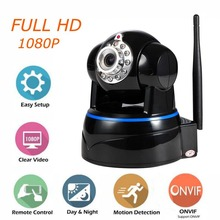 Buy IP Camera 1080P Full HD Wireless WiFi Camera P2P Video Surveillance CCTV Camera Infrared Night Vision Pan Tilt Network Videcam for $57.00 in AliExpress store